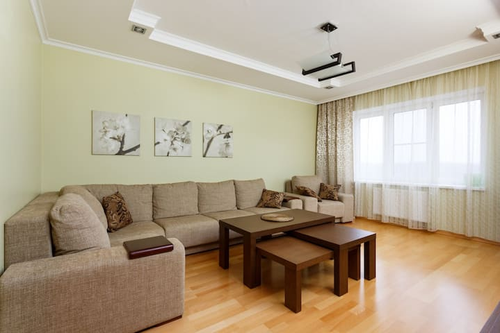 Балтийская квартира - Zelenogradsk - Departamento