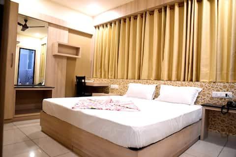 AC Luxurious Room @ Haldwani