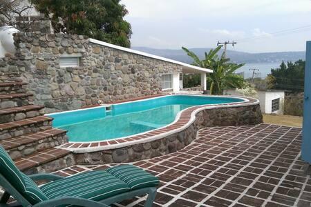 Bungalo privado casa Tequesquitengo - Tequesquitengo