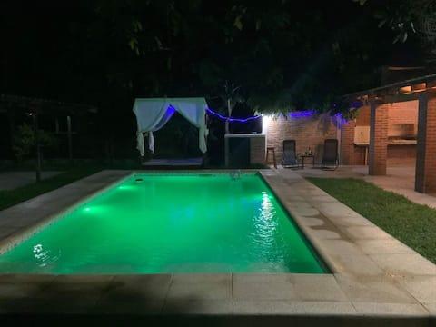Alquilo Casa en Paso de la Patria - Corrientes