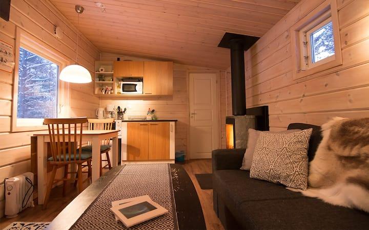 Big Suite on Lehtisaari Island