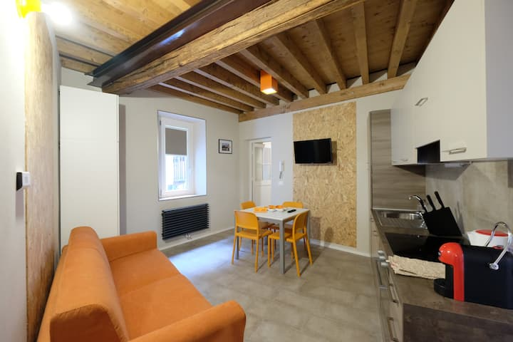 DOMUS LEYDI Appartamento bilocale B