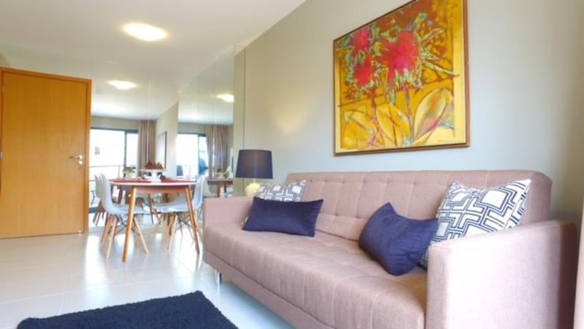 Maceió, apartamento de luxo 408