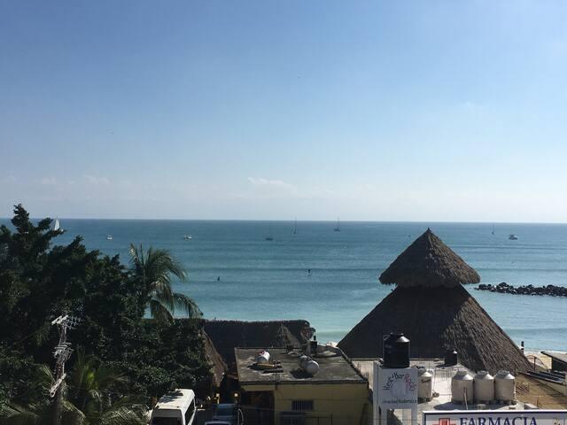 PUNTA MITA!!  STUNNING VIEWS, SURF'S UP!!