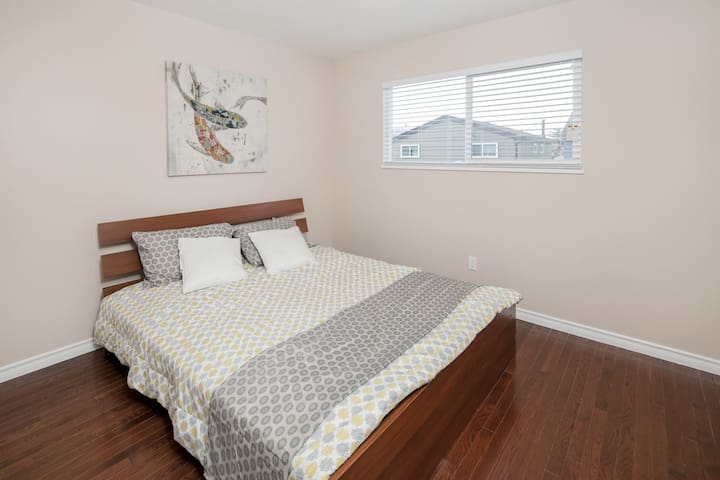 Cozy, professionally furnished home. Holidays :) - Richmond - House