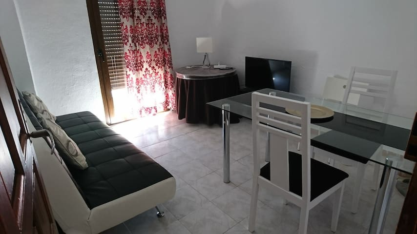 Quaint 3 room flat in the heart of Guejar Sierra