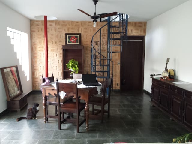 Conforto e privacidade próximo a Shopping-Horto 1 - Rio Claro - House