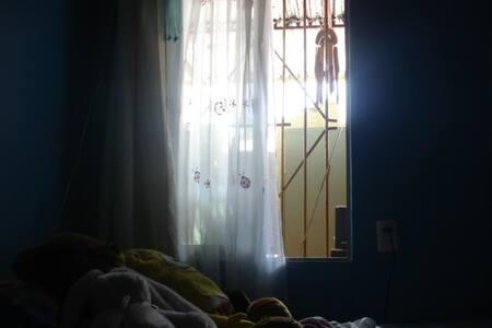 Acogedora y luminosa habitación privada