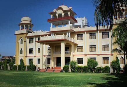 Ranbanka Heritage Resort, Bhilwara