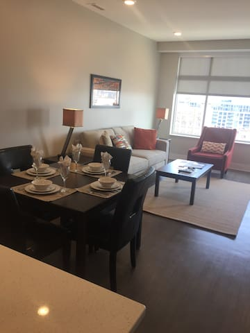 Stunning 2 bed/2bath in Downtown Grand Rapids