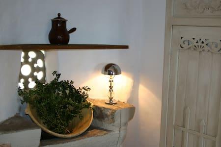 Maison de charme dans le Sidobre - Huis