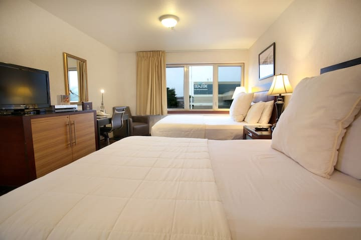 2 Queen beds @InnatSeaside - Seaside - Apartment
