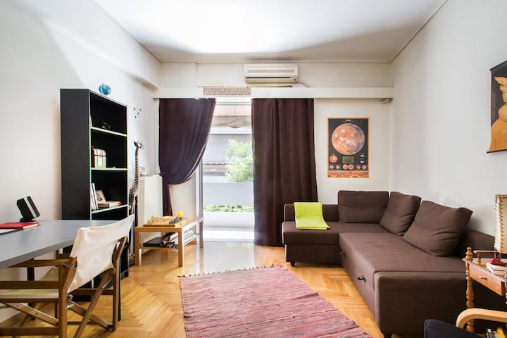 Zen apartment | 10min Center | 50m metro