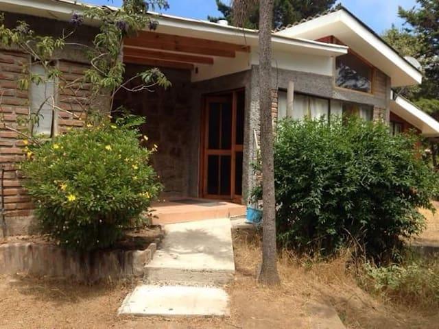 Hermosa casa en la playa - El Quisco - House