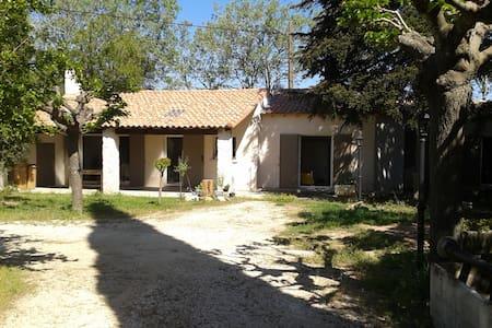 villa de charme provençal - Cavaillon