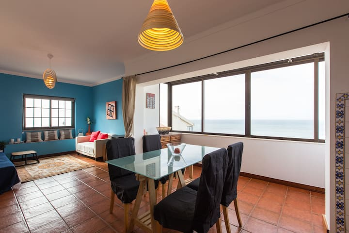 Amazing Beach house near Peniche - Foz do Arelho - Rumah