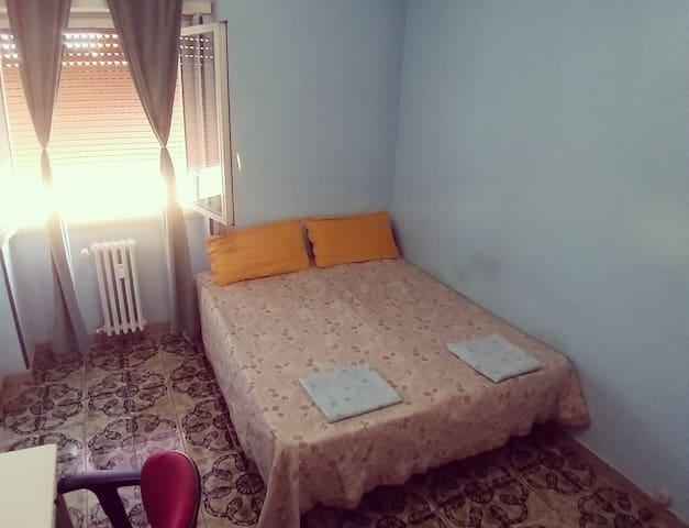 2 Private Room Near Tiburtina Metro Station-1.5 km