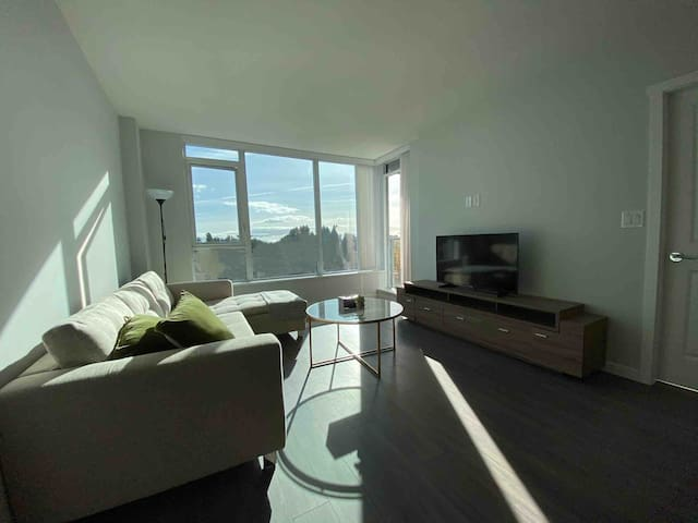 Luxurious Comfortable 2bdr2ba in Greater Vancouver