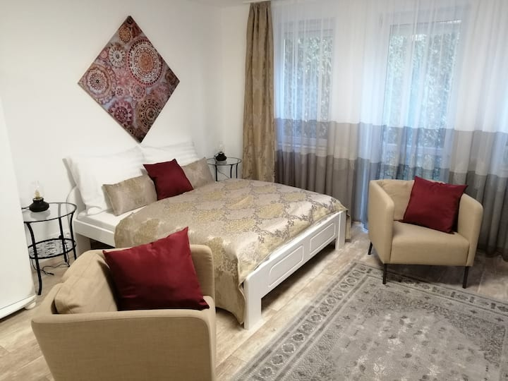 Mandala Apartman Eger