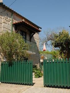 Casa da Calçada - casa típica minhota - Prova