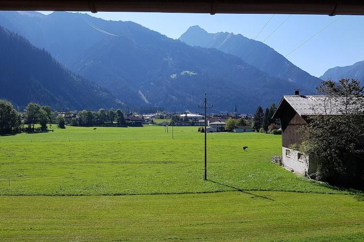 Simplistic Apartment in Mayrhofen with Sauna
