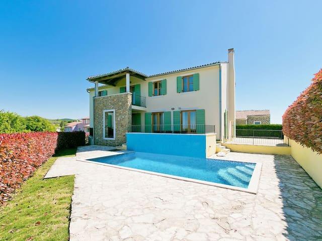 Luxury detached Istrian Villa Morgan