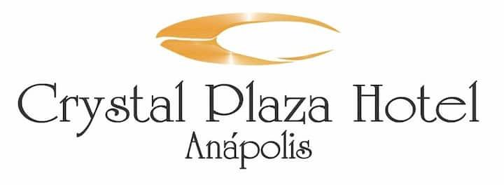 Crystal Plaza Hotel Anápolis