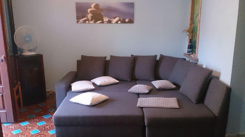 Casa tipica della Sardegna,ideale per una vacanza.
