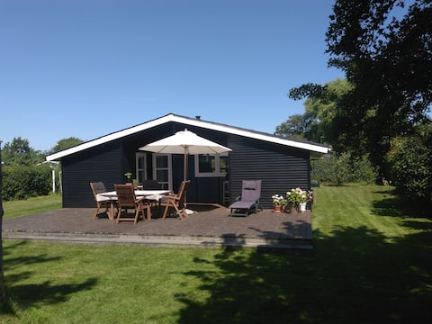 Summerhouse on the island Enø