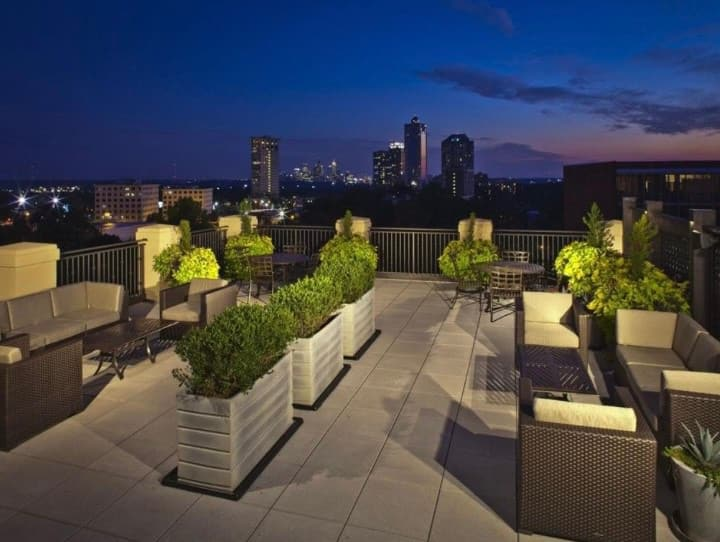 Buckhead, Atlanta with a View
