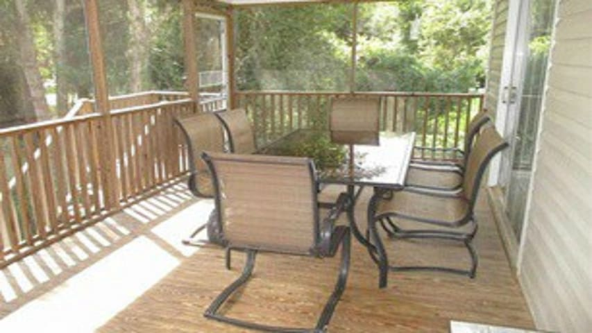 Time Out Cottage - Pawleys Island - Rumah