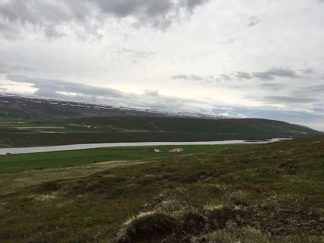 Fljótsbakki Farm close to Goðafoss