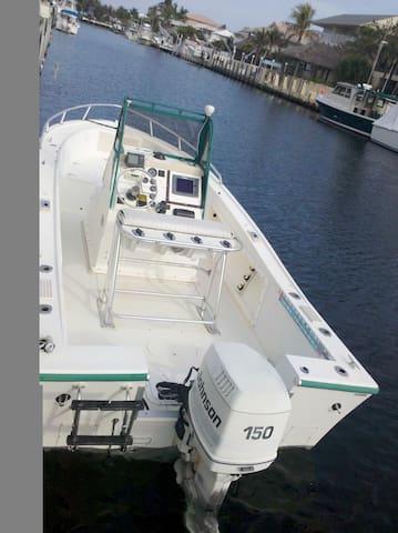 Condo and Boat
