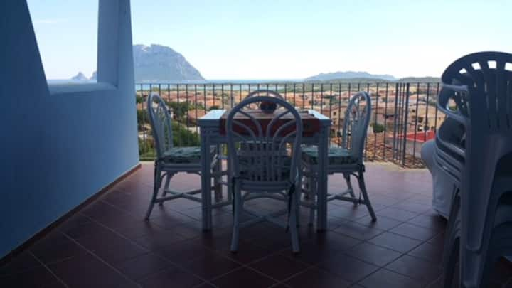 2 bed house in Porto San Paolo, Sardinia