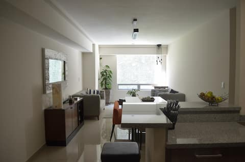Your Home in Mexico City (Santa Fe)