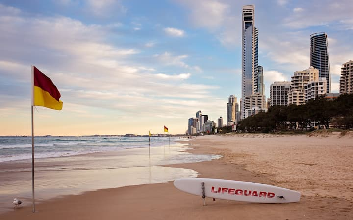 Surfers Paradise Self contained 1 Bed Unit (Budds)