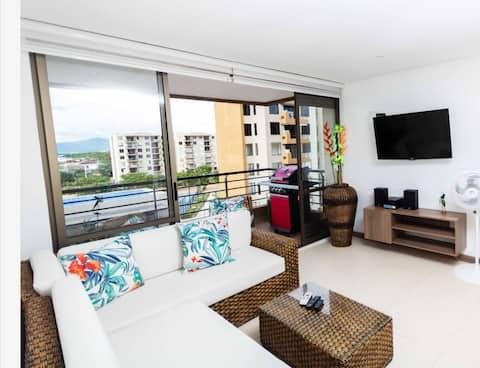 Luxury apartment in Ricaurte