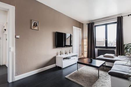 50m², wifi, parking privé - Schiltigheim