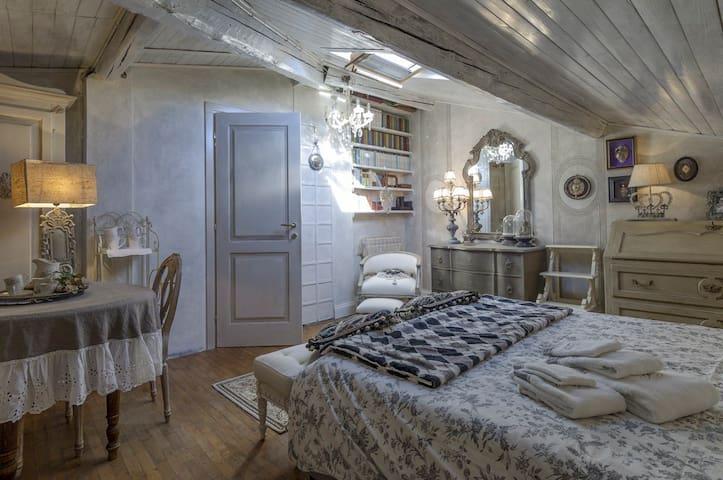 Casa Elisabetta2: Beautiful and suggestive bedroom