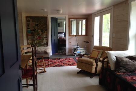 Rural Yarmouth close to village - Apartment