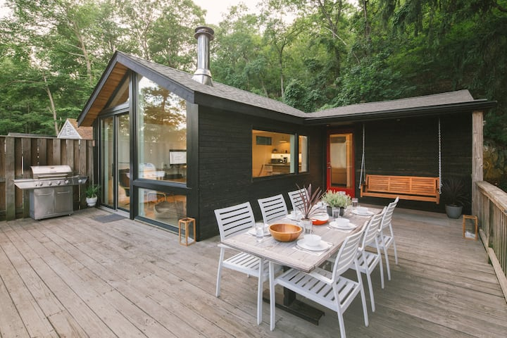 Modern Cabin just over an hour from NYC!