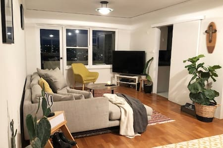 Spacious, light-filled 1 bed apartment