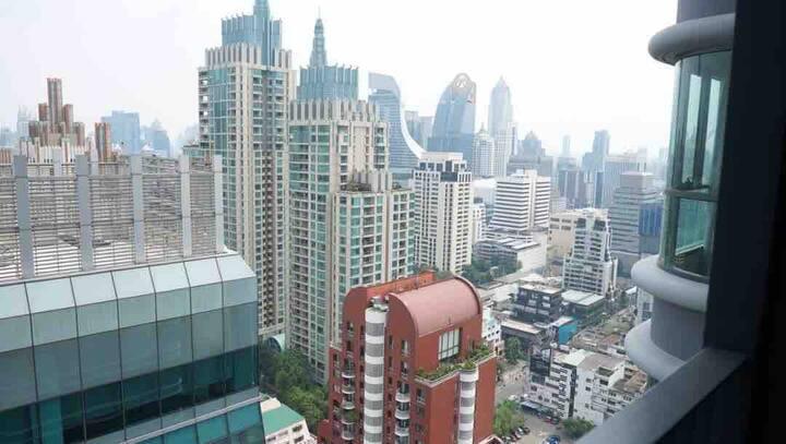 Super Central Siam 1BR