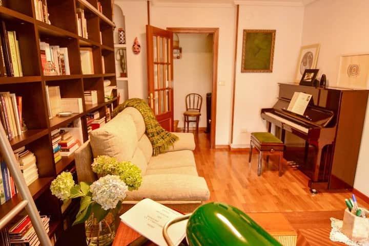 Vivienda Caseiro,apartamento céntrico y cómodo.