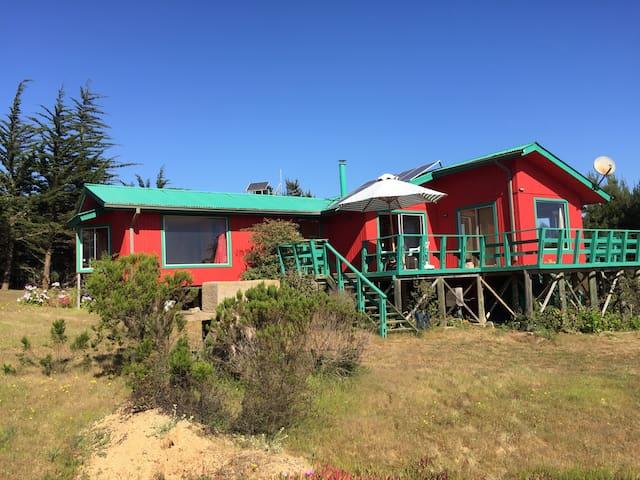 Casa en Tunquen con vista al mar - Tunquen