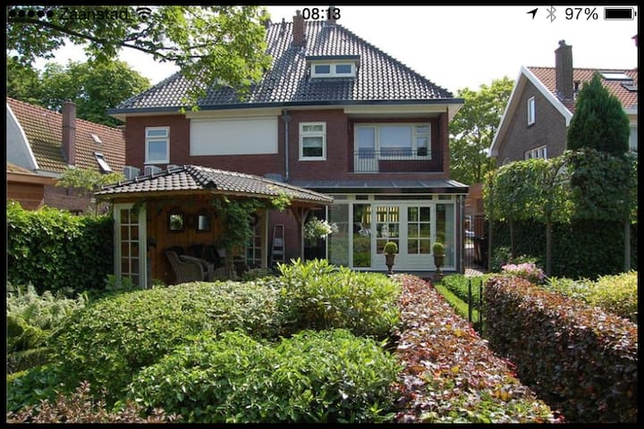 Lovely house near the beach and Amsterdam - Beverwijk - Apartemen