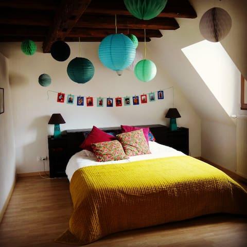 Maison avec piscine au coeur du vignoble alsacien