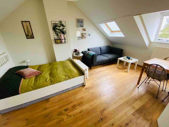 Heerlijk appartement in het gezellige Breda