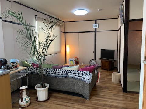 Japanese Modern Style NARA Second House #301 40㎡
