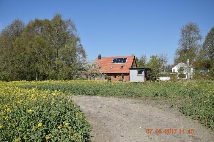 Tolle Ferienwohnung auf  Resthof nahe Flensburg